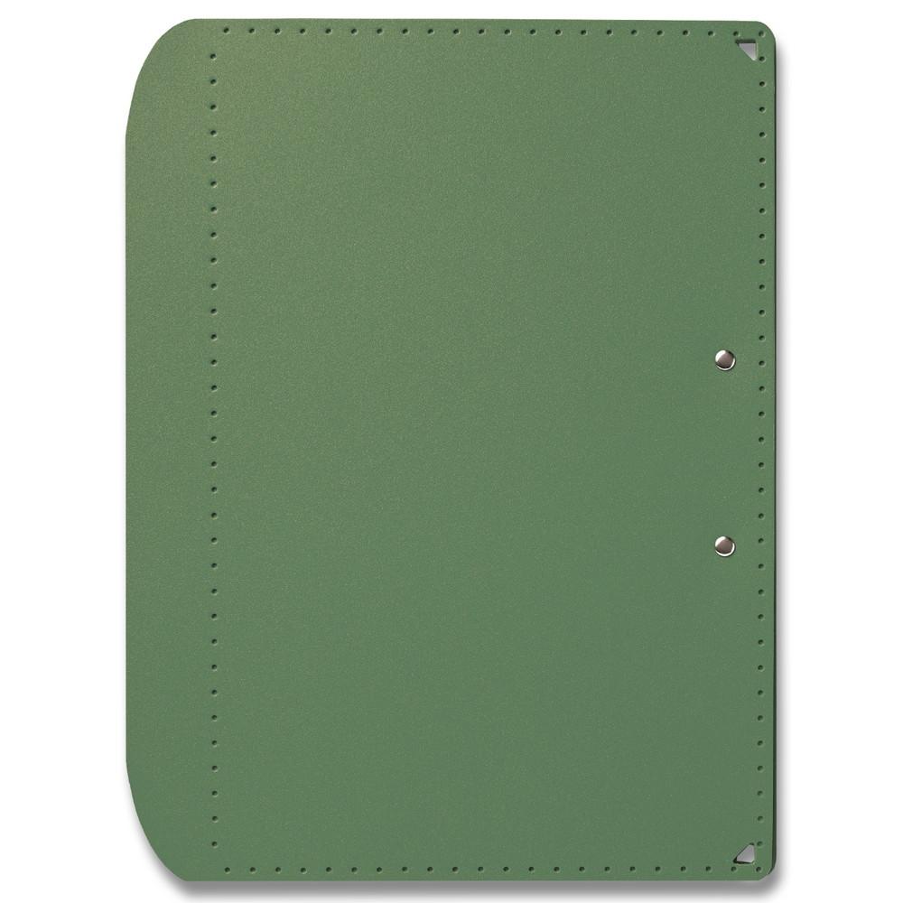 プラス 公式サイト PLUS A4サイズ に折りたためる カーキ 83-154 A3クリップボード 発売モデル FL501CP