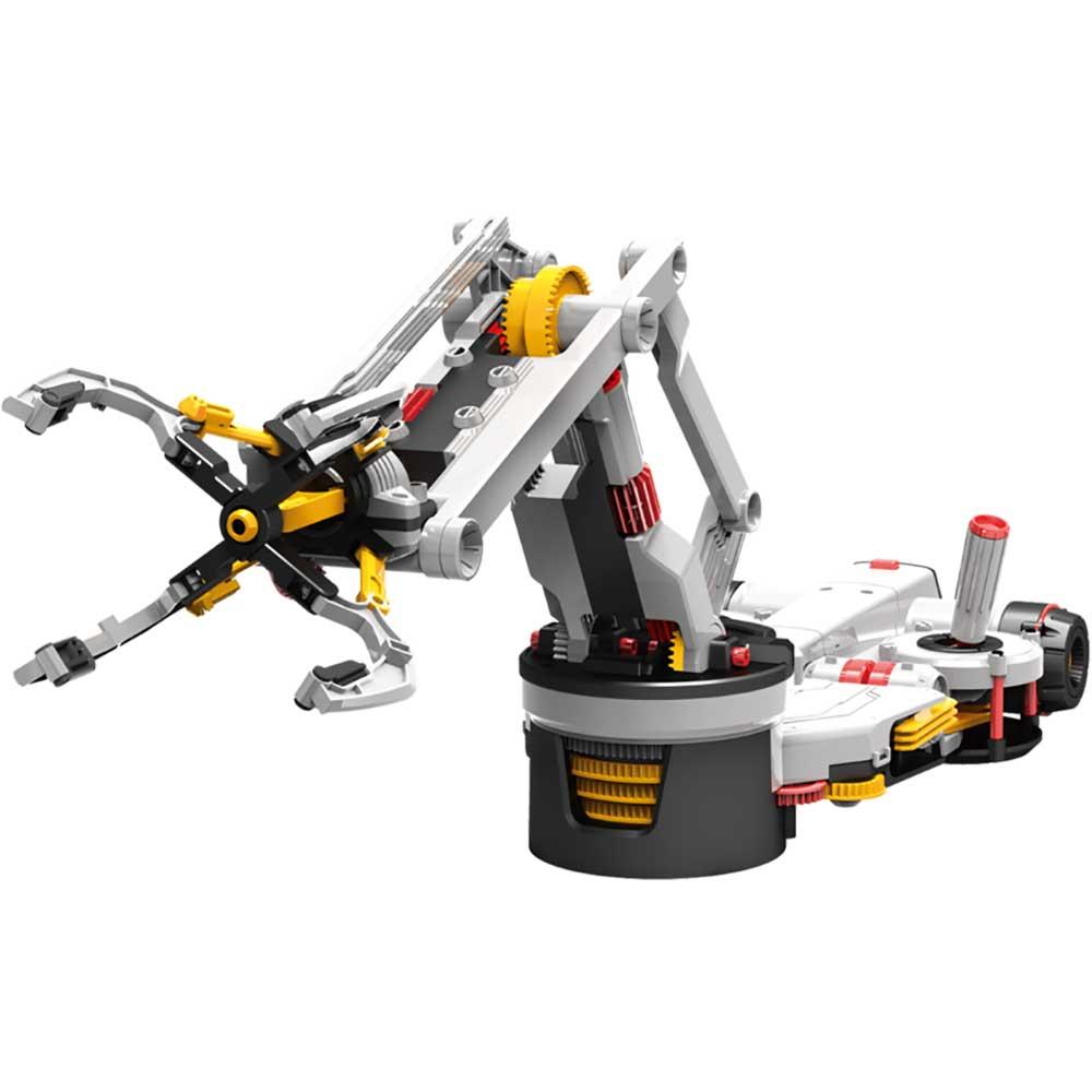 親も子供も夢中 エレキットのサイエンスロボット工作 イーケイジャパン ロボット工作 数量は多 本物◆ エレキット MR-9113 メカクリッパー