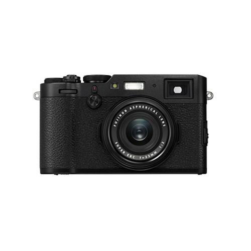 【メーカー欠品中 納期約6週間】【送料無料】FUJIFILM<富士フイルム> Xプレミアムコンパクトカメラ X100F ブラック