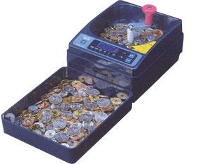 エンゲルス 小型硬貨計数機 コインカウンター SCC-10 【送料無料】