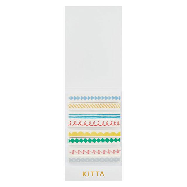 メール便なら送料240円 KITTA 送料無料 数量限定 一部地域を除く キッタ Slim ライン キッタスリム キングジム KITS005