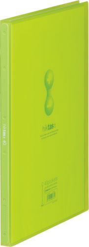 キングジム KING JIM クリアーファイルヒクタス SALE 誕生日/お祝い 7181TWキミ A4S 透明 40P