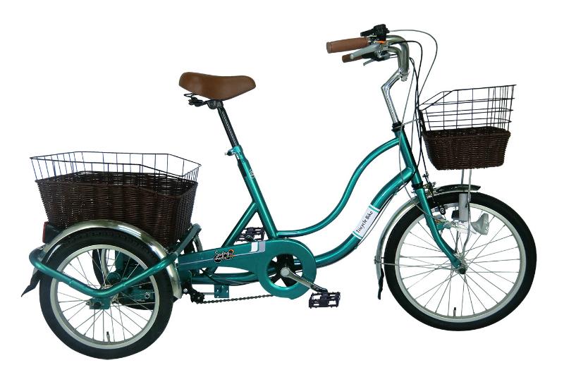 【超特価SALE開催!】 【送料無料】ミムゴ SWING 2) チャーリー CHARLIE 2(スウィング チャーリー 2) 三輪自転車G MG-TRW20G グリーン, 驚きの安さ:2d268f7d --- villanergiz.com