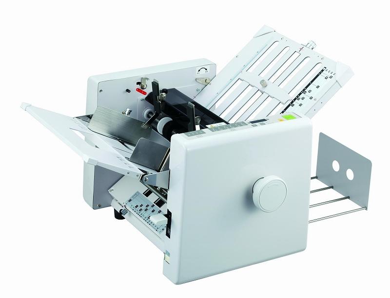 ニッポー<NIPPO>(南州工業) B7~A3対応自動紙折り機 スタンダードタイプ 標準排紙型 NP270A 【送料無料!!】