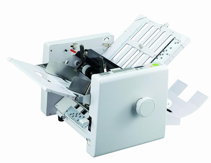 ニッポー<NIPPO>(南州工業) B7~A3対応自動紙折り機 スタンダードタイプ 整列排紙型 NP270L 【送料無料!!】