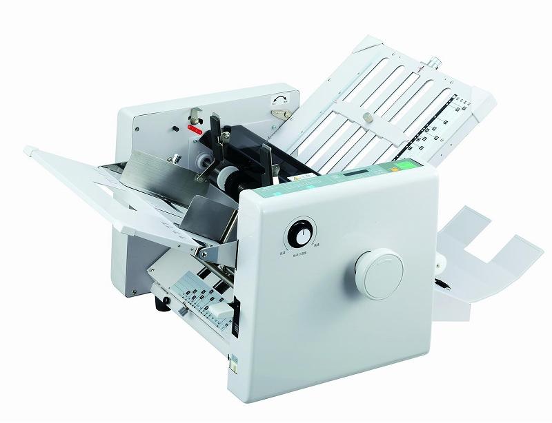 ニッポー<NIPPO>(南州工業) B7~A3対応自動紙折り機 ハイスピードタイプ 整列排紙型 NP450L 【送料無料!!】