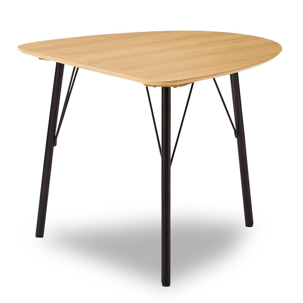 【メーカー直送・送料込】関家具 ダイニングテーブル90cm Pipi(ピピ) ナチュラル 288599