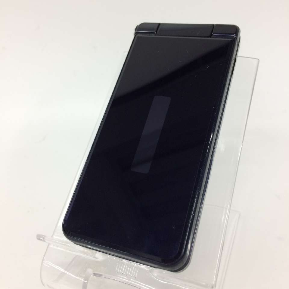 【中古】AQUOS SHARP SH-01J 本体 docomo 8GB ブルー rm-01720