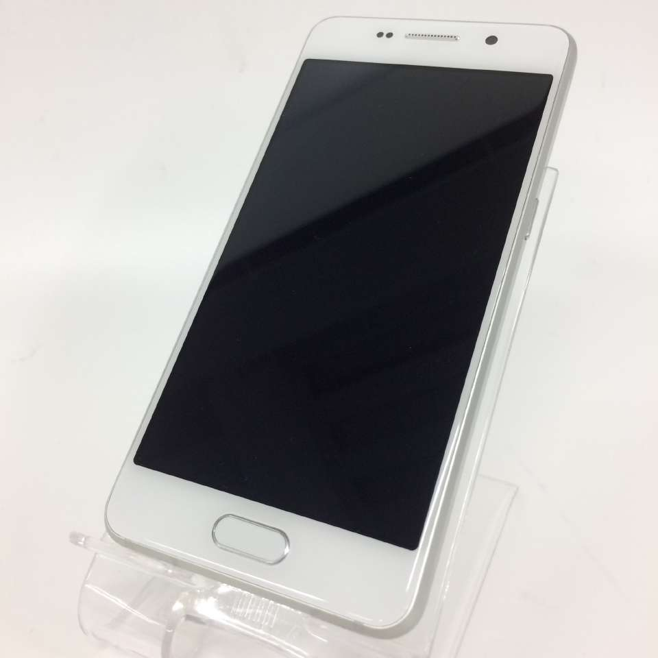 【中古】Galaxy Feel SAMSUNG SC-04J 本体 docomo 32GB ホワイト rm-01560