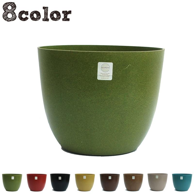 【おしゃれ 植木鉢 10号 大型】Sonoma Bowl (ソノマボール) / ecoforms (エコフォームズ)【室内・屋外】