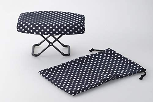 正座椅子 折りたたみ 携帯 玲 Rei ゆったりサイズ しやすい 訳あり品送料無料 水玉 葬式 法事 正座 一部予約 日本製