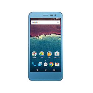 ▼▼新品/未使用品 シャープ 507SH androidone ワイモバイル ネットワーク利用制限:〇(ブルー)