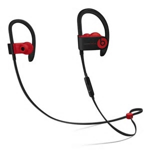 新品/未開封品 beats by Dr.Dre ワイヤレス イヤホン Powerbeats3 Wireless MRQ92PA/A Defiant Black-Red 送料無料