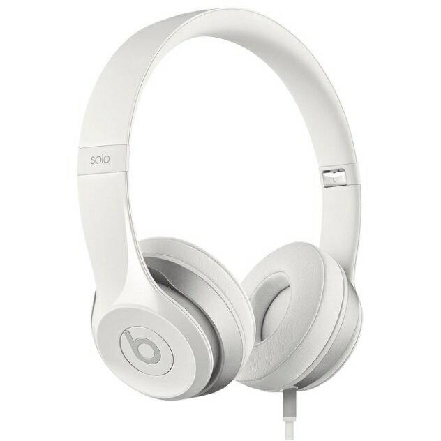 新品/未開封品 beats by Dr.Dre ワイヤレス ヘッドホン Beats Solo2 wireless 密閉型 B0534 グロスホワイト 送料無料