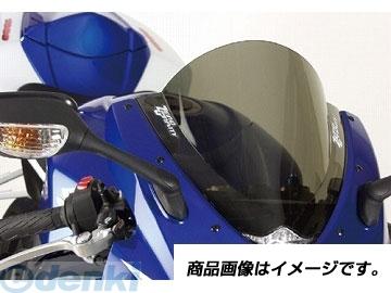 アクティブ(ZERO GRAVITY) [1611102] スクリーン ダブルバブル スモーク GSXR1000 07-08 (ポジションランプ付車輌専用)