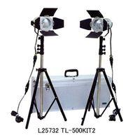 LPL [L25732] スタジオロケーシヨンライト トロピカルTL500キツト2 L-25732