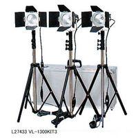 LPL L27433 ビデオライティングキット3B L-27433