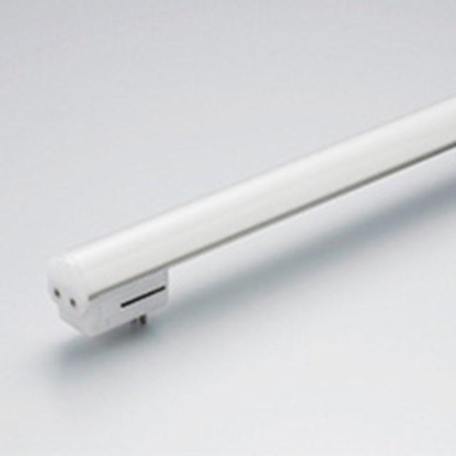 DNライティング SLED1250WW DNLED's LEDシームレスランプ SLED 全長1248mm 温白色 3500K 拡散タイプ SLED-1250WW【送料無料】