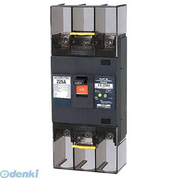 【キャンセル不可商品】テンパール工業 [GB-223EA 125A 30MA] 漏電遮断器 GB223EA125A30MA