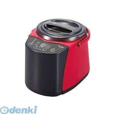 タイガー魔法瓶 [RSF-A100-R] 家庭用精米器 無洗米機能つき レッドRSFA100R