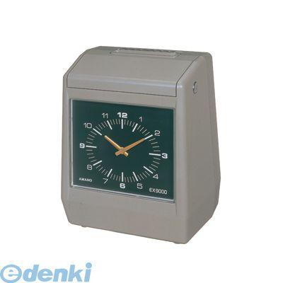 アマノ EX-9100 電子タイムレコーダー EX9100