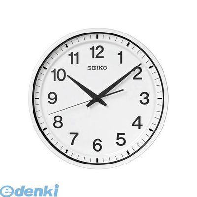 セイコー GP214W 衛星電波掛時計