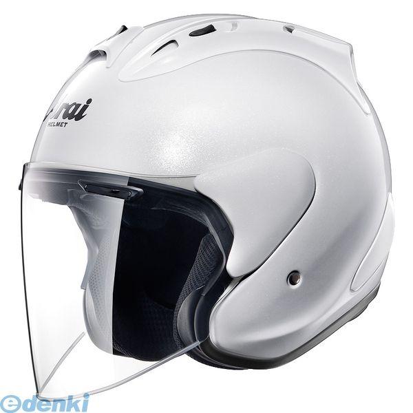 【受注生産品 納期-約2.5ヶ月】アライヘルメット [4530935338153] ヘルメット SZ-RAM4 グラスホワイト 57-58 M【送料無料】