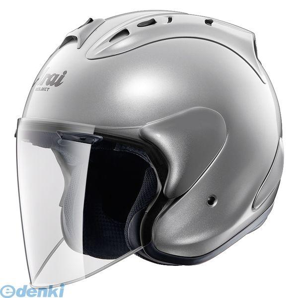 【受注生産品 納期-約2.5ヶ月】アライヘルメット [4530935338238] ヘルメット SZ-RAM4 アルミナシルバー 54 XS【送料無料】