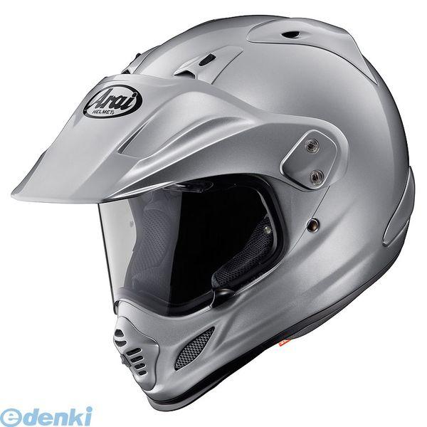 【受注生産品 納期-約2.5ヶ月】アライヘルメット [4530935348619] ヘルメット TOUR CROSS3 アルミナシルバー 61-62 XL【送料無料】