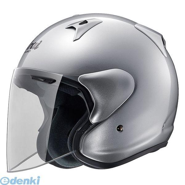 【受注生産品 納期-約2.5ヶ月】アライヘルメット 4530935366897 ヘルメット SZ-G アルミナシルバー 54 XS【送料無料】