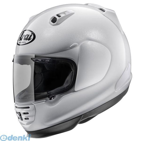 【受注生産品 納期-約2.5ヶ月】アライヘルメット [4530935367443] ヘルメット RAPIDE-IR グラスホワイト 61-62 XL【送料無料】