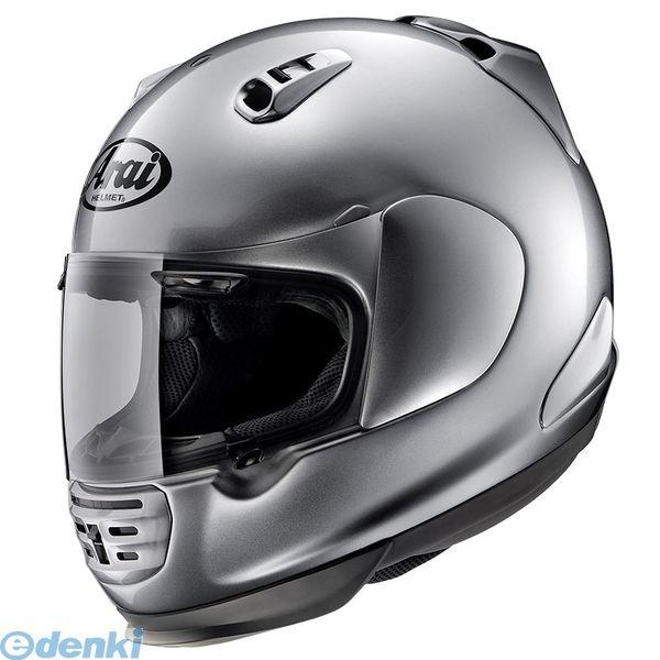 【受注生産品 納期-約2.5ヶ月】アライヘルメット [4530935367504] ヘルメット RAPIDE-IR メタルシルバー 54 XS【送料無料】