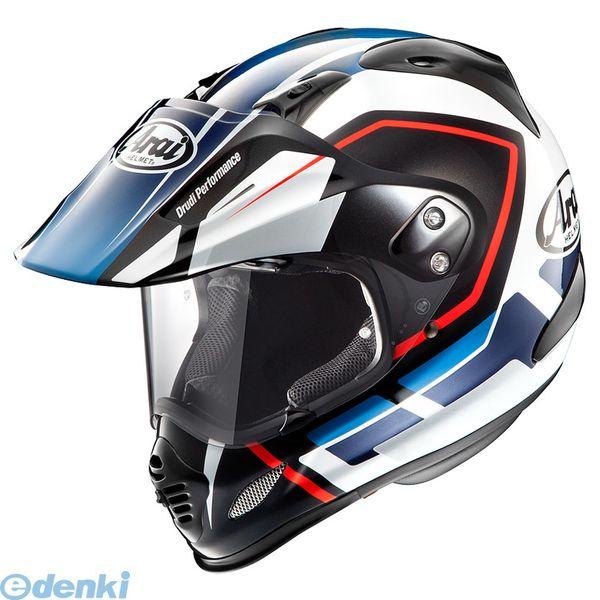 【受注生産品 納期-約2.5ヶ月】アライヘルメット [4530935393008] ヘルメット TOUR CROSS3 DETOUR ブルー 54 XS【送料無料】