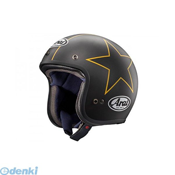 【受注生産品 納期-約2.5ヶ月】アライヘルメット 4530935413102 ヘルメット CLASSIC MOD スターズ 57-58 M【送料無料】