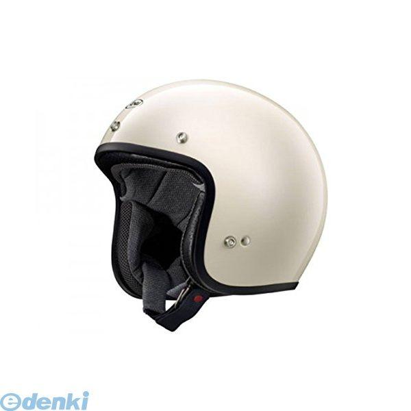 【受注生産品 納期-約2.5ヶ月】アライヘルメット 4530935413140 ヘルメット CLASSIC MOD パイロットホワイト 57-58 M【送料無料】