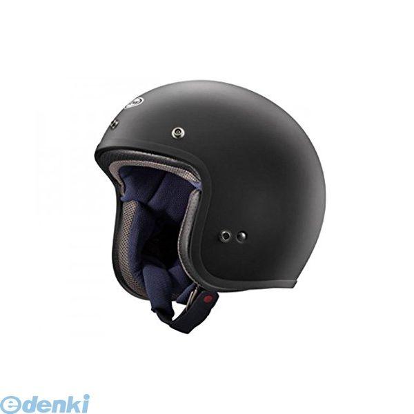 【受注生産品 納期-約2.5ヶ月】アライヘルメット 4530935413270 ヘルメット CLASSIC MOD ラバーブラック 59-60 L【送料無料】