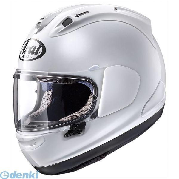 【受注生産品 納期-約2.5ヶ月】アライヘルメット 4530935415489 ヘルメット RX-7X グラスホワイト 57-58 M【送料無料】