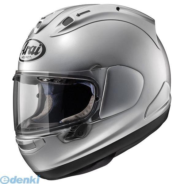 【受注生産品 納期-約2.5ヶ月】アライヘルメット 4530935415540 ヘルメット RX-7X アルミナシルバー 59-60 L【送料無料】