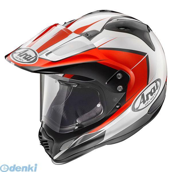 【受注生産品 納期-約2.5ヶ月】アライヘルメット [4530935421152] ヘルメット TOUR CROSS3 FLARE アカ 61-62 XL【送料無料】