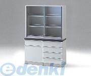 3-5842-01 薬品器具戸棚 YDA-900 3584201