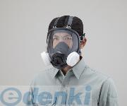 [2-2885-01] 防じんマスク全面形 DR168T4【M】 2288501【送料無料】