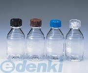 [2-075-07] 耐熱ねじ口瓶 黒キャップ 10000ml 207507