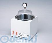 [1-8989-01] ポンプ内蔵真空デシケーター VE-ALL 1898901