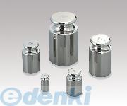 [1-6270-02]標準分銅E−2級10kg1627002【送料無料】