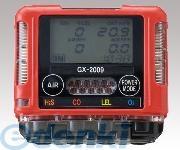1-6269-21 ガスモニター GX-2009 TYPEA 1626921【送料無料】