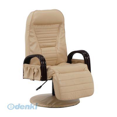 [LZ-4129IV] 「直送」【代引不可・他メーカー同梱不可】 回転座椅子LZ4129IV
