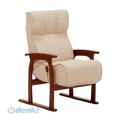 [LZ-4303IV] 「直送」【代引不可・他メーカー同梱不可】 座椅子LZ4303IV