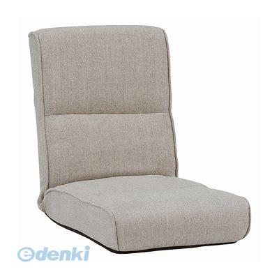 LZ-4691BE 【5個入】 直送 代引不可・他メーカー同梱不可 座椅子LZ4691BE