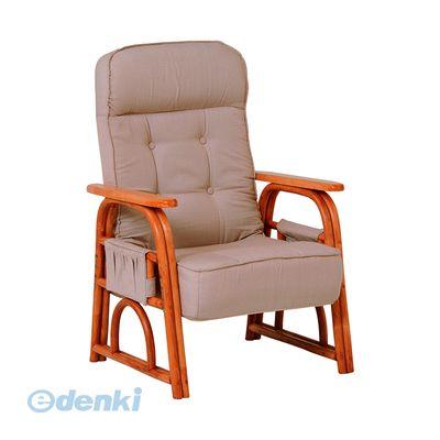 [RZ-1255NA] 「直送」【代引不可・他メーカー同梱不可】 ギア付き座椅子RZ1255NA