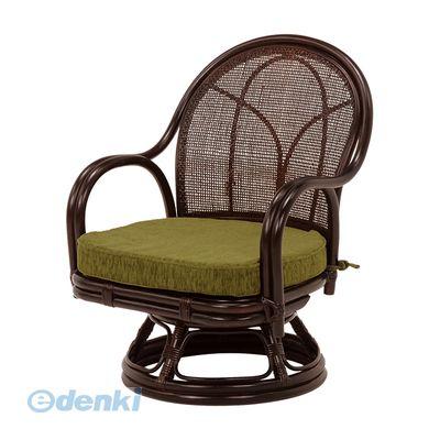 [RZ-342DBR] 【2個入】 「直送」【代引不可・他メーカー同梱不可】 回転座椅子RZ342DBR【送料無料】
